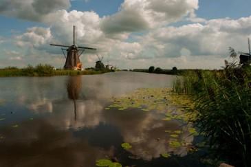 Werelderfgoed: Molens bij Kinderdijk