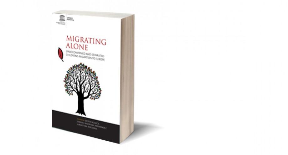 Alleen op pad: Migratie van kinderen naar Europa