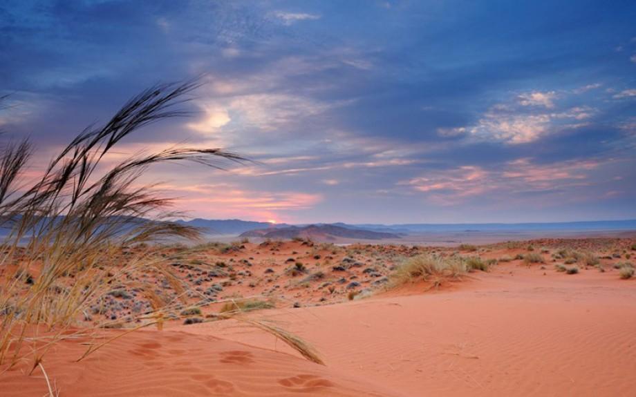 Werelderfgoed: Zandzee in Namibië