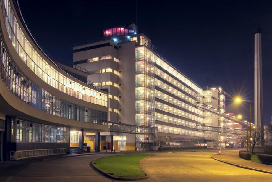 Werelderfgoed: Van Nellefabriek in Rotterdam