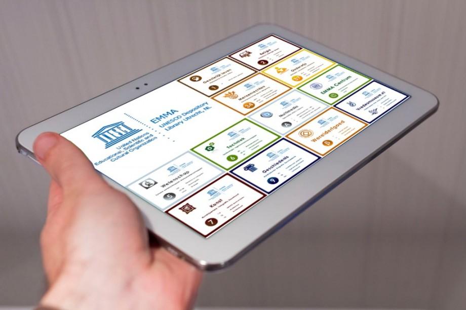 UNESCO Tablet