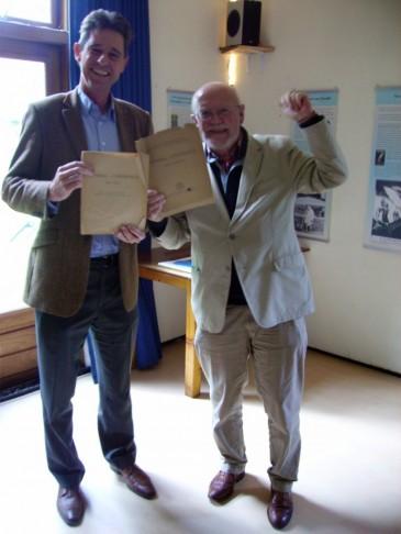 Succesvolle opening vernieuwde UNESCO Bibliotheek