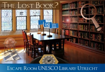 Escape Room UNESCO Library Utrecht